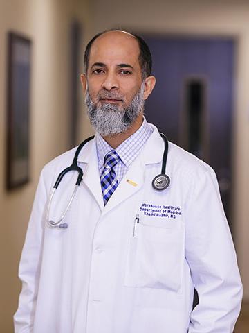 Khalid Bashir M.D.   Morehouse Healthcare
